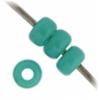 Miyuki Seed Bead 6/0 Turquoise Green Opaque